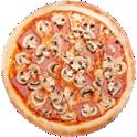 Mushrom pizza $15.00
