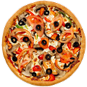 Olive Pizza $16.00